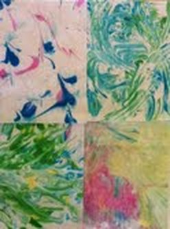 Art Intertwine-Paper Marbling For Kids